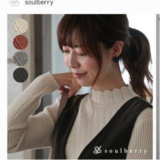 ソルベリー(Solberry)のsoulberryニット(ニット/セーター)
