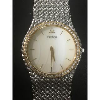 グランドセイコー(Grand Seiko)のクレドール  SEIKO メンズ レディース ダイヤモンド(腕時計(アナログ))