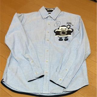 ユニクロ(UNIQLO)のボタンダウンシャツ(シャツ)