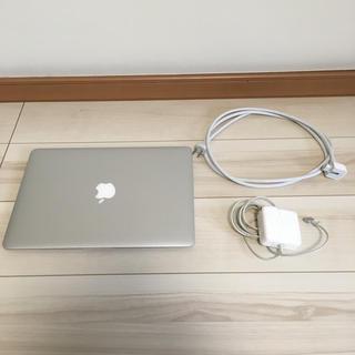 マック(Mac (Apple))の【プロフ必読@トレ可様専用】MacBook Air 13 (ノートPC)