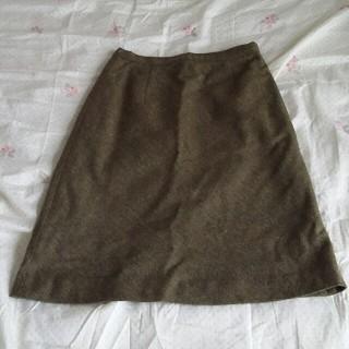 タスタス(tasse tasse)のtasse tasse 台形スカート サイズ1(ひざ丈スカート)