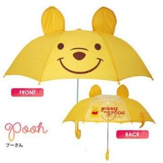 プーさん 耳付き 傘  ディズニー  キャラクター(傘)