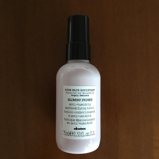 ダヴィネス  ユアヘアアシスタント ヘアミスト  75ml コスメ/美容のヘアケア/スタイリング(ヘアウォーター/ヘアミスト)の商品写真