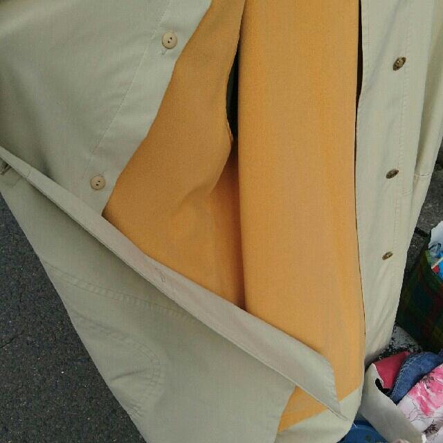GIO SPORT(ジオスポーツ)の未使用  ジオスポーツ  インナーつき  コート   レディースのジャケット/アウター(ロングコート)の商品写真