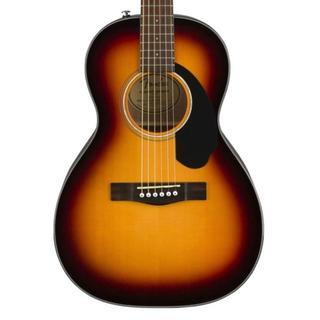 フェンダー(Fender)の初心者、女性におすすめのパーラーボディ!!(アコースティックギター)