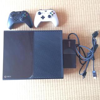 エックスボックス(Xbox)のX BOX ONE CONSOLE(家庭用ゲーム機本体)