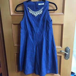 デイジークレア(DazyClair)のAラインワンピース ドレス(ひざ丈ワンピース)