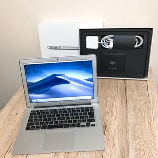 マック(Mac (Apple))の【送料込み/ハイエンドモデル】MacBook Air 13インチ 2014(ノートPC)