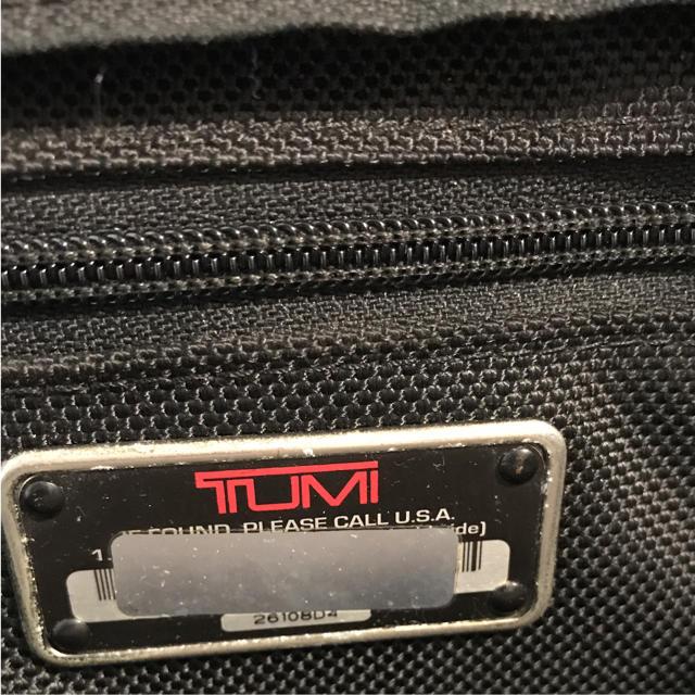 tumiビジネスバッグ 26108D4 メンズのバッグ(ビジネスバッグ)の商品写真