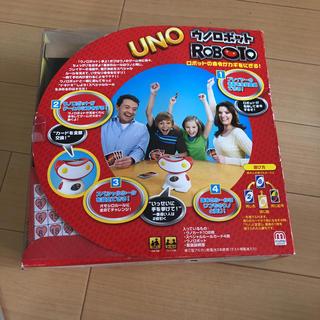 ウーノ(UNO)のUNO ロボット(トランプ/UNO)