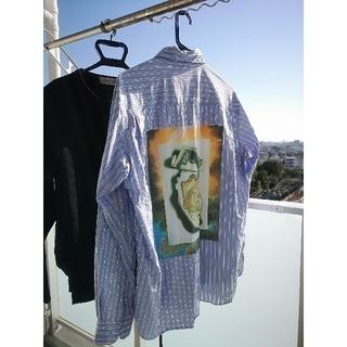 バル(BAL)のBAL オイスターストライプ O代官山(Tシャツ/カットソー(半袖/袖なし))