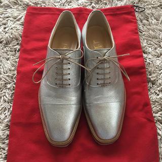 クリスチャンルブタン(Christian Louboutin)のクリスチャンルブタン レースアップシューズ     ドゥーズィエムクラス (ローファー/革靴)