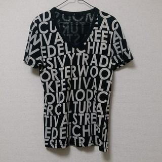 ノーアイディー(NO ID.)のNO ID.*Tシャツ*総柄☆年末処分☆(Tシャツ/カットソー(半袖/袖なし))