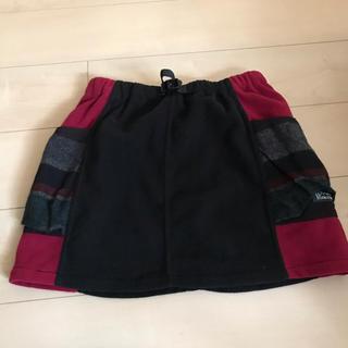 パタゴニア(patagonia)の未使用☆マナスタッシュ☆スカート☆M(ミニスカート)