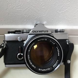 オリンパス(OLYMPUS)のOLYMPUS OM-1(フィルムカメラ)