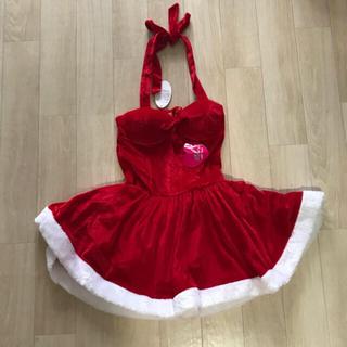 サンタ  ワンピース(衣装)