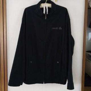サンタフェ(Santafe)のR企画様専用!!ブルゾン(黒)(ノーカラージャケット)