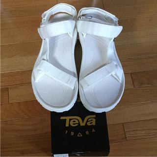 テバ(Teva)のTeva ハリケーン 28センチ  新品(サンダル)