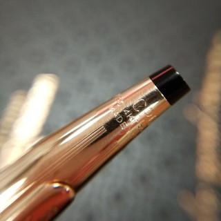 クロス(CROSS)のアメリカ クロス K14金張りボールペン(ペン/マーカー)