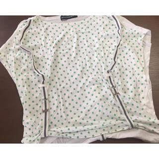 ジュヴゾンプリ!(jevous enprie!)のメルシーボークー ジュヴゾンプリ! サスペンダーT(Tシャツ(半袖/袖なし))