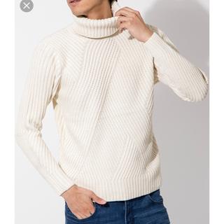ジェイフェリー(J.FERRY)のJ.FERRY  新品セーター  メンズ(ニット/セーター)