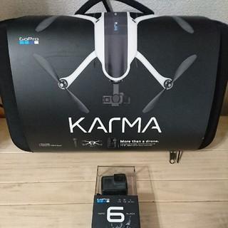カルマ(KARMA)のGoPro ドローン Karma【HERO6付き】(ビデオカメラ)