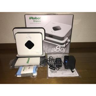 アイロボット(iRobot)のななさま専用 irobot ブラーバ380J(掃除機)