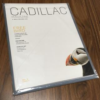 キャデラック(Cadillac)のCADILLAC  MAGAZINE(アート/エンタメ/ホビー)