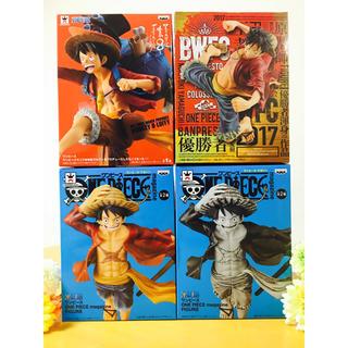 バンプレスト(BANPRESTO)のワンピース ルフィ フィギュアセット(アニメ/ゲーム)