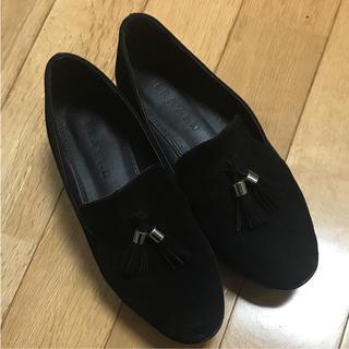 フレイアイディー(FRAY I.D)のFLAY I.D(フレイ アイディー)  タッセル厚底ローファー(ローファー/革靴)