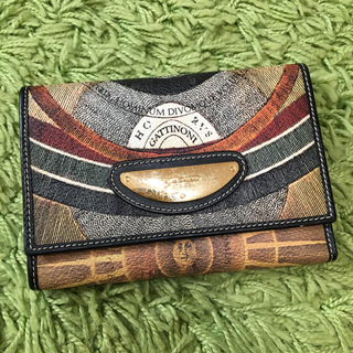 パピヨネ(PAPILLONNER)のgattinoni 財布(財布)