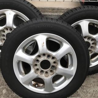 テーラートウヨウ(Talor Toyo)のスタッドレス155/65 R13 TOYO タイヤ 4本セット(タイヤ・ホイールセット)