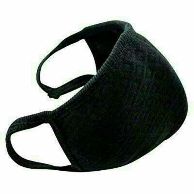 ブラックマスク 黒マスク 1枚の通販