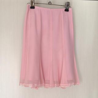 ナネットレポー(Nanette Lepore)の♡ ナネットレポー フレアースカート  ♡(ひざ丈スカート)