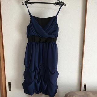 パウダーシュガー(POWDER SUGAR)のパウダーシュガー ドレス(ひざ丈ワンピース)
