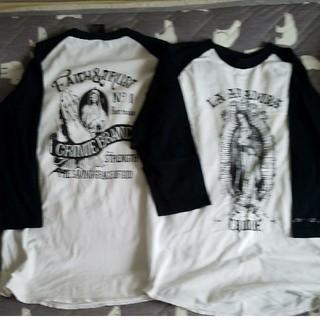 クライミー(CRIMIE)のCRIMIE(Tシャツ/カットソー(七分/長袖))