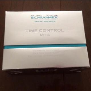 シュラメック(Schrammek)の新品未開封シュラメックタイムコントロールマスク6ml 5本税込8100円(美容液)