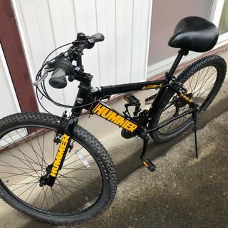 ハマー(HUMMER)のハマー マウンテンバイク 29インチ(自転車本体)