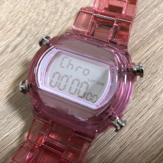 アディダス(adidas)のadidas originals 腕時計 ADH6504 未使用展示品 美品(腕時計(デジタル))