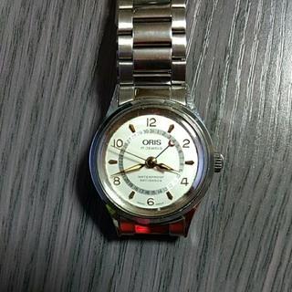 オリス(ORIS)のオリス 腕時計 ポインターデイト 7306 手巻き 男女兼用(腕時計(アナログ))