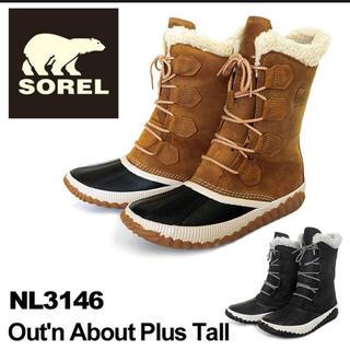 ソレル(SOREL)のソレル 新品タグ付ブーツ24cm 2018年製(ブーツ)
