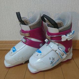 ノルディカ(NORDICA)のNORDICA ノルディカ ジュニアスキーブーツ 19.5cm(ブーツ)