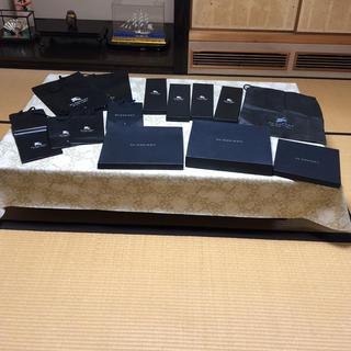 バーバリーブラックレーベル(BURBERRY BLACK LABEL)のバーバリーブラックレーベルの空箱&袋(ショップ袋)