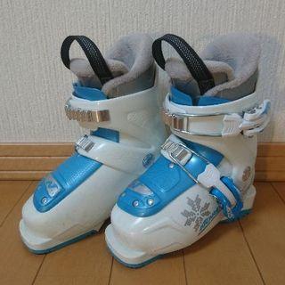 ノルディカ(NORDICA)のNORDICA ノルディカ ジュニアスキーブーツ 17.5cm(ブーツ)