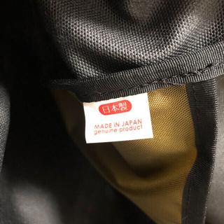 ムジルシリョウヒン(MUJI (無印良品))のアノニムクラフツマンリュック 12H ブラック(リュック/バックパック)