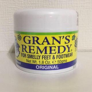 グランズレメディ(Gran's Remedy)の新品 未開封 グランズレメディ 50g 無香料タイプ(制汗/デオドラント剤)