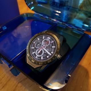 タグホイヤー(TAG Heuer)のタグホイヤー コネクテッド(腕時計(デジタル))