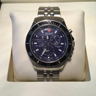 スイスミリタリー(SWISS MILITARY)の【交渉可】スイスミリタリー 腕時計(腕時計(アナログ))