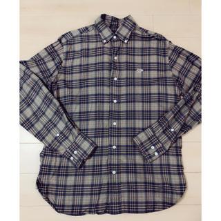 サイ(Scye)のscye BASIC チェックシャツ(シャツ)