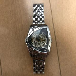 コグ(COGU)のCOGU コグ 腕時計 自動巻き フルスケルトン(腕時計(アナログ))